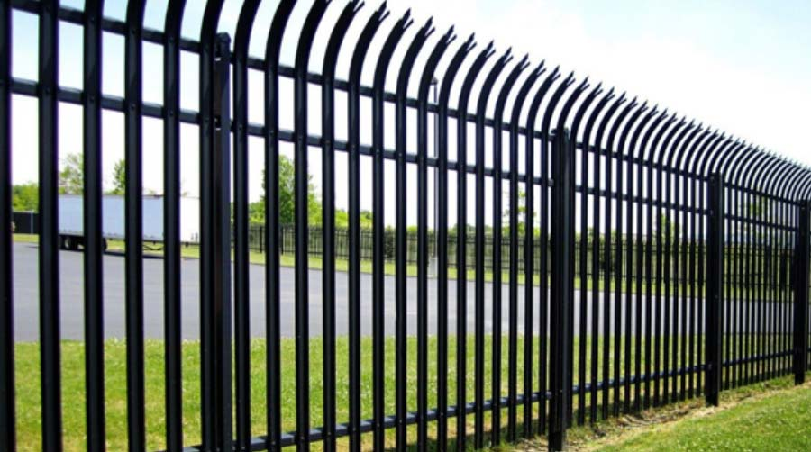 commercial security fence in Perth